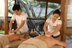 Тайский массаж — что это?