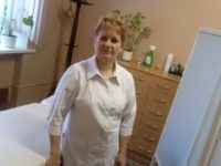 Опытная массажистка Елена