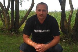 Массажист Вадим в парке
