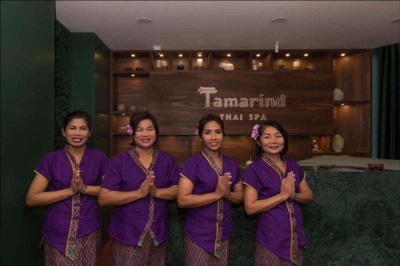 Массажный салон Tamarind Thai Spa