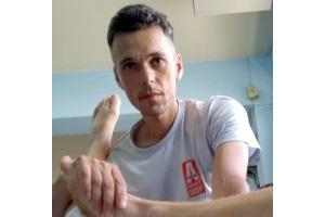Массажист Алексей