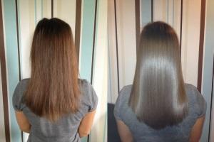 Кератин и ботокс для волос
