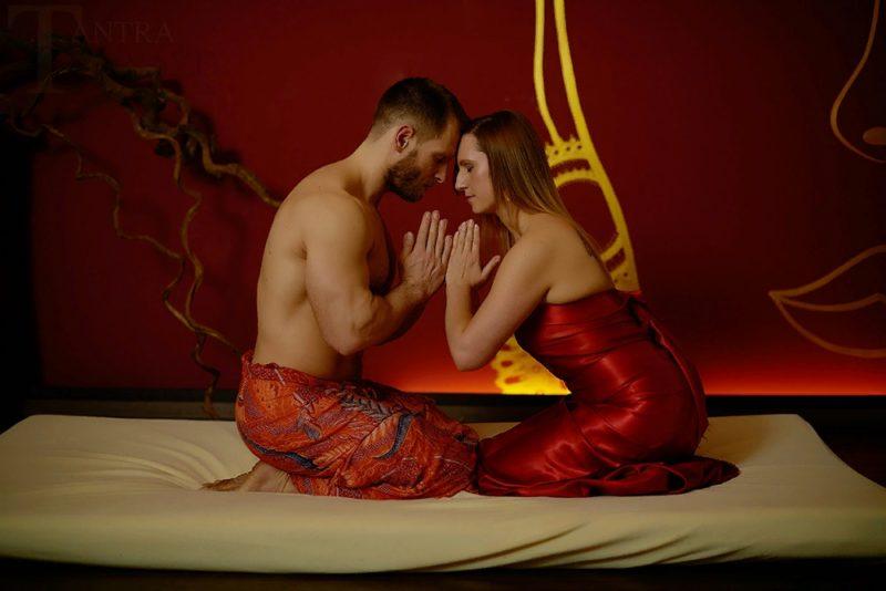 Проведение тантрического массажа
